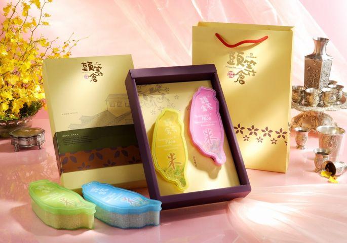 台灣保鮮盒2入裝禮盒